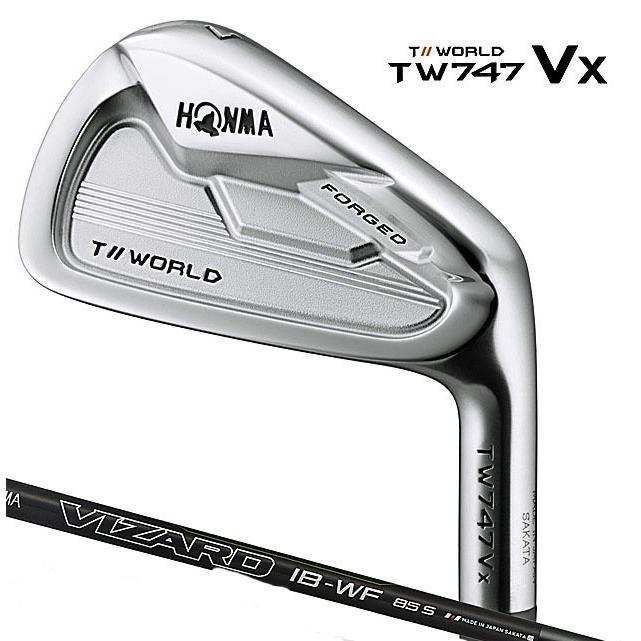 25%OFF ゴルフクラブ TOUR WORLD TW747 Vx IRON 6本組(#5〜#10)VIZARD IB WF