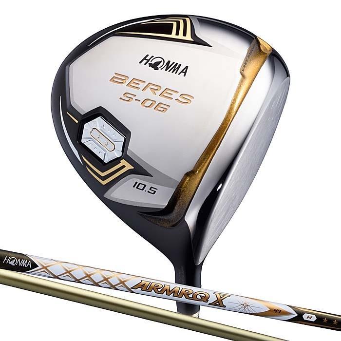 ゴルフクラブ HONMA BERES S-06 DRIVER (2Sグレード)