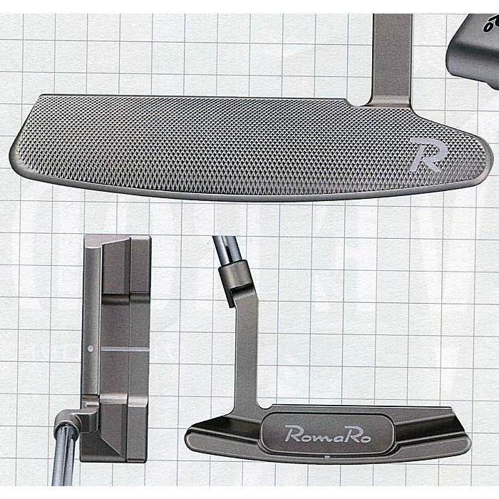 ゴルフクラブ ロマロ「Dealer NO.8 TYPE-W」パター 数量限定品