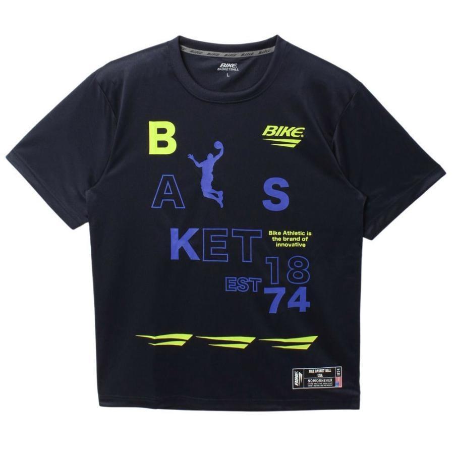 送料無料 BIKE バイク バスケットボール プラクティスTシャツ BK5900|sblendstore|12