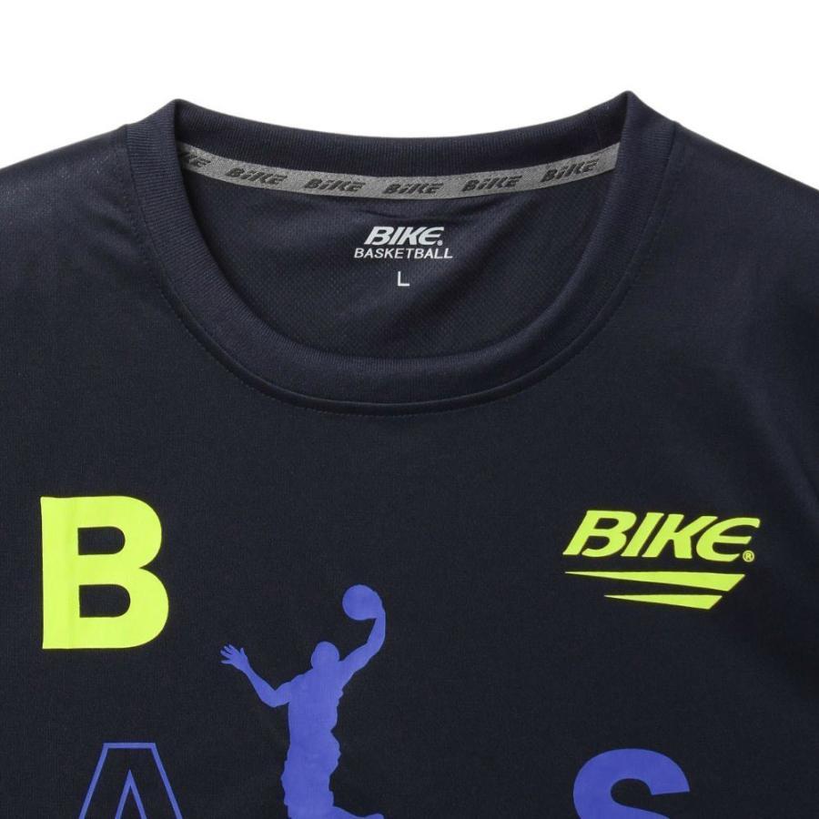 送料無料 BIKE バイク バスケットボール プラクティスTシャツ BK5900|sblendstore|14