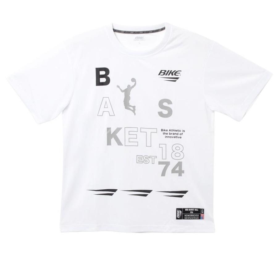 送料無料 BIKE バイク バスケットボール プラクティスTシャツ BK5900|sblendstore|18