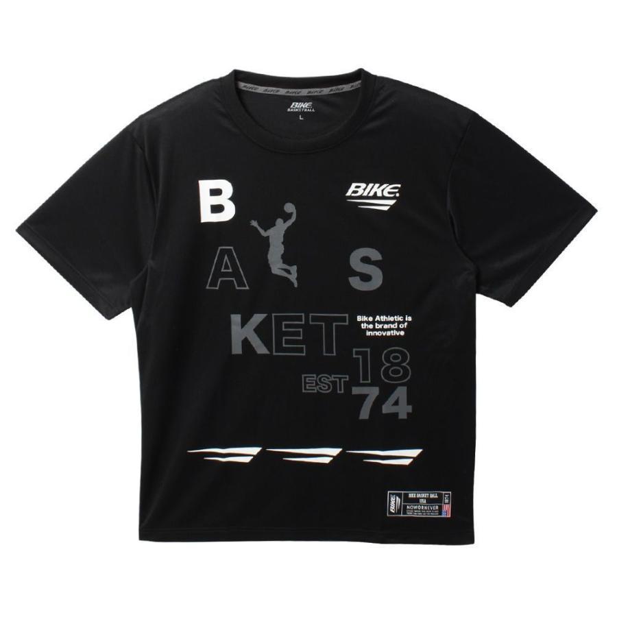 送料無料 BIKE バイク バスケットボール プラクティスTシャツ BK5900|sblendstore|19