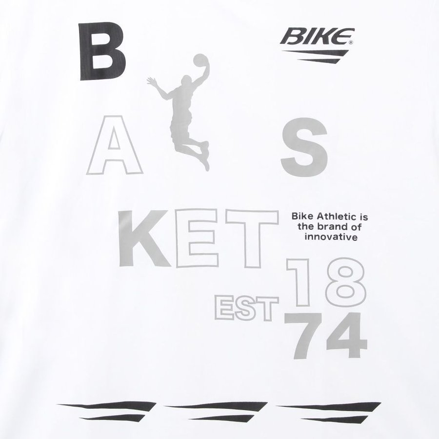 送料無料 BIKE バイク バスケットボール プラクティスTシャツ BK5900|sblendstore|03