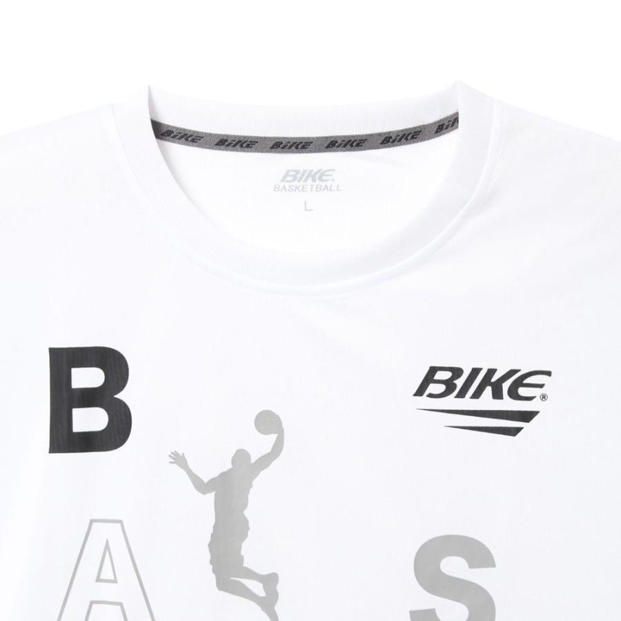送料無料 BIKE バイク バスケットボール プラクティスTシャツ BK5900|sblendstore|04