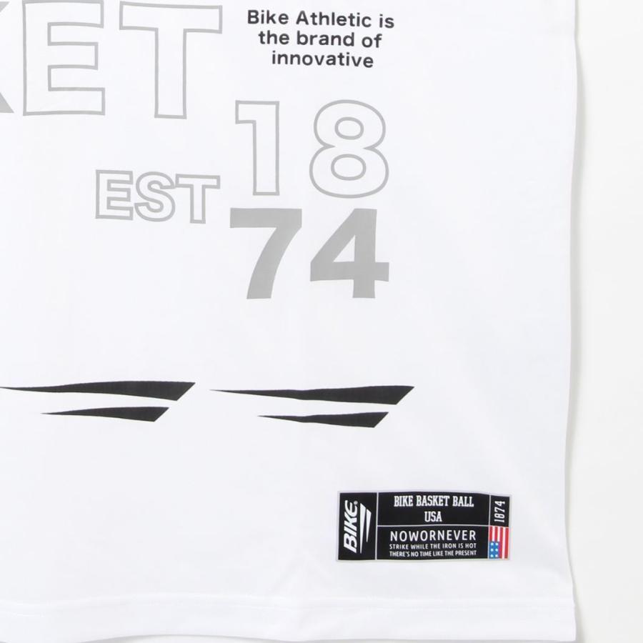 送料無料 BIKE バイク バスケットボール プラクティスTシャツ BK5900|sblendstore|05