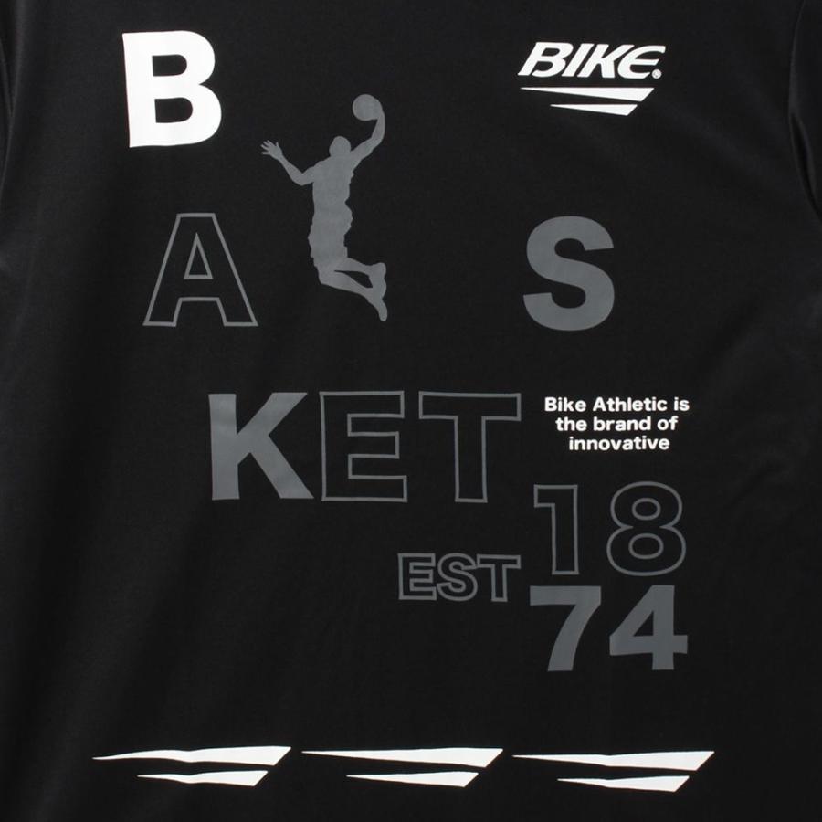 送料無料 BIKE バイク バスケットボール プラクティスTシャツ BK5900|sblendstore|08