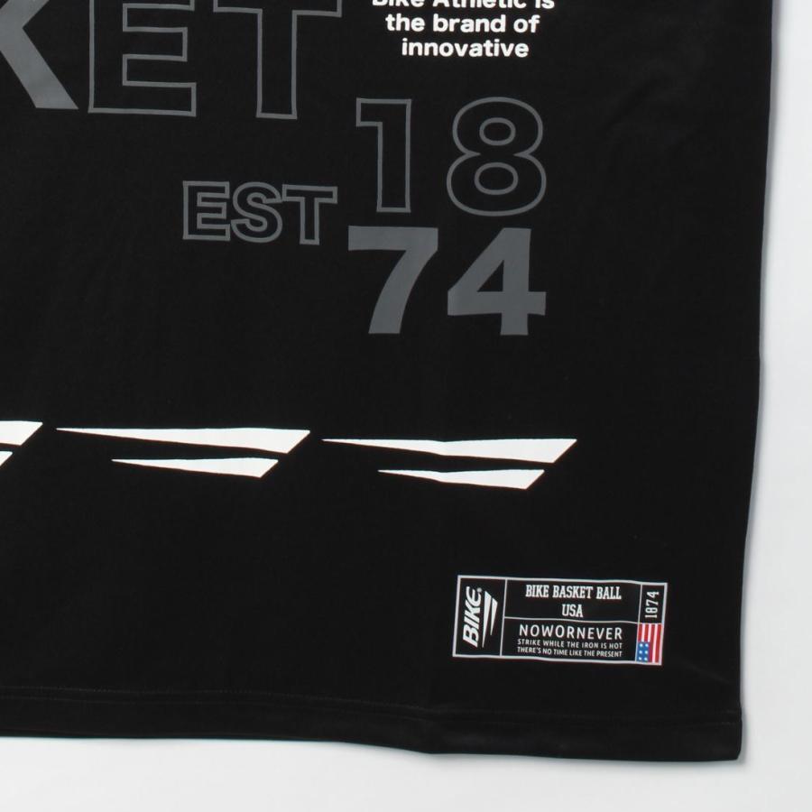送料無料 BIKE バイク バスケットボール プラクティスTシャツ BK5900|sblendstore|10