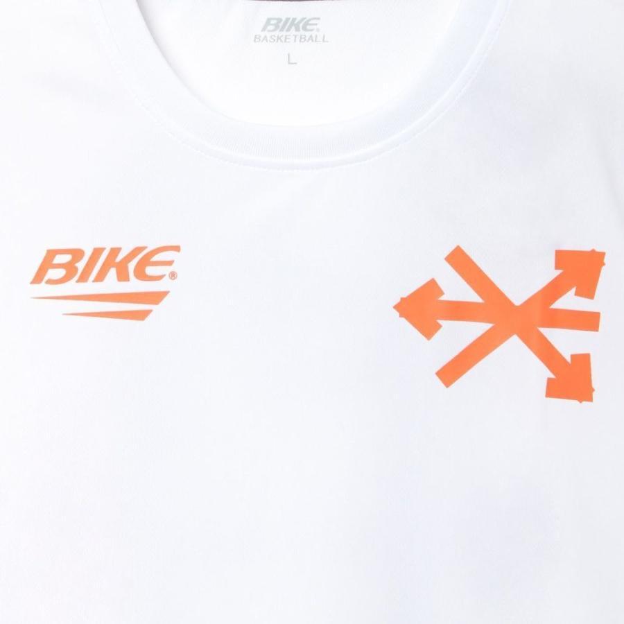 送料無料 BIKE バイク バスケットボール プラクティス Tシャツ BK5904|sblendstore|04