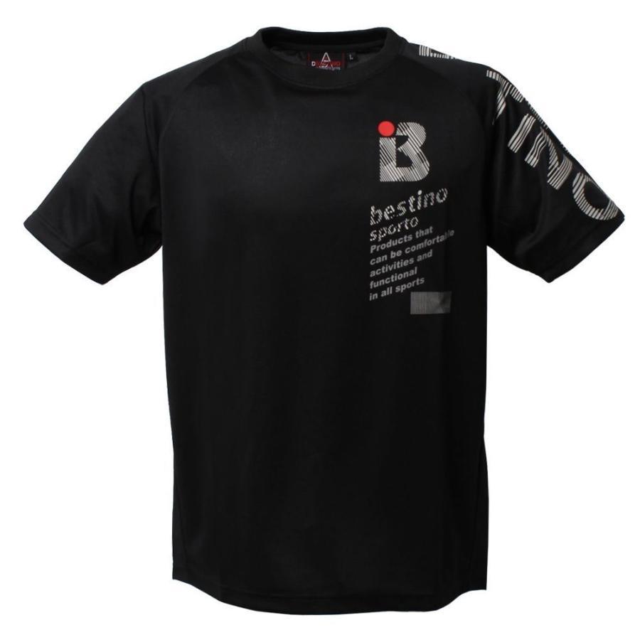 超特価 d-bestino ベスティノ フィットネス ランニング トレーニング メンズ 半袖 ドライ Tシャツ DB7091 sblendstore 17
