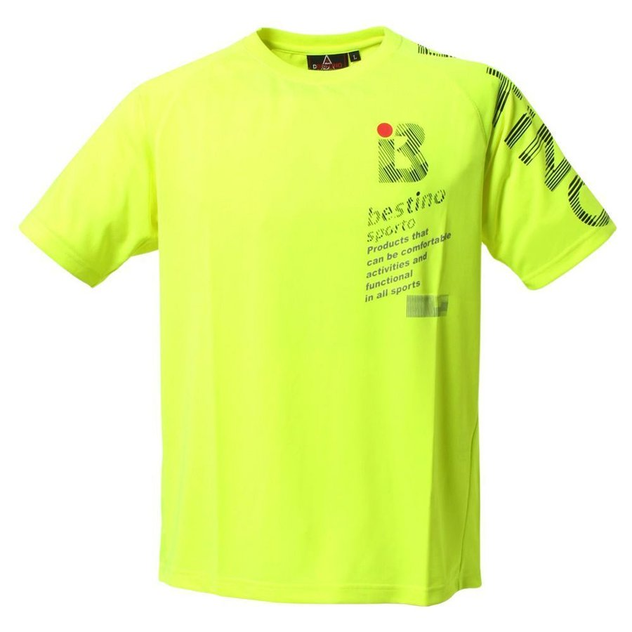 超特価 d-bestino ベスティノ フィットネス ランニング トレーニング メンズ 半袖 ドライ Tシャツ DB7091 sblendstore 18