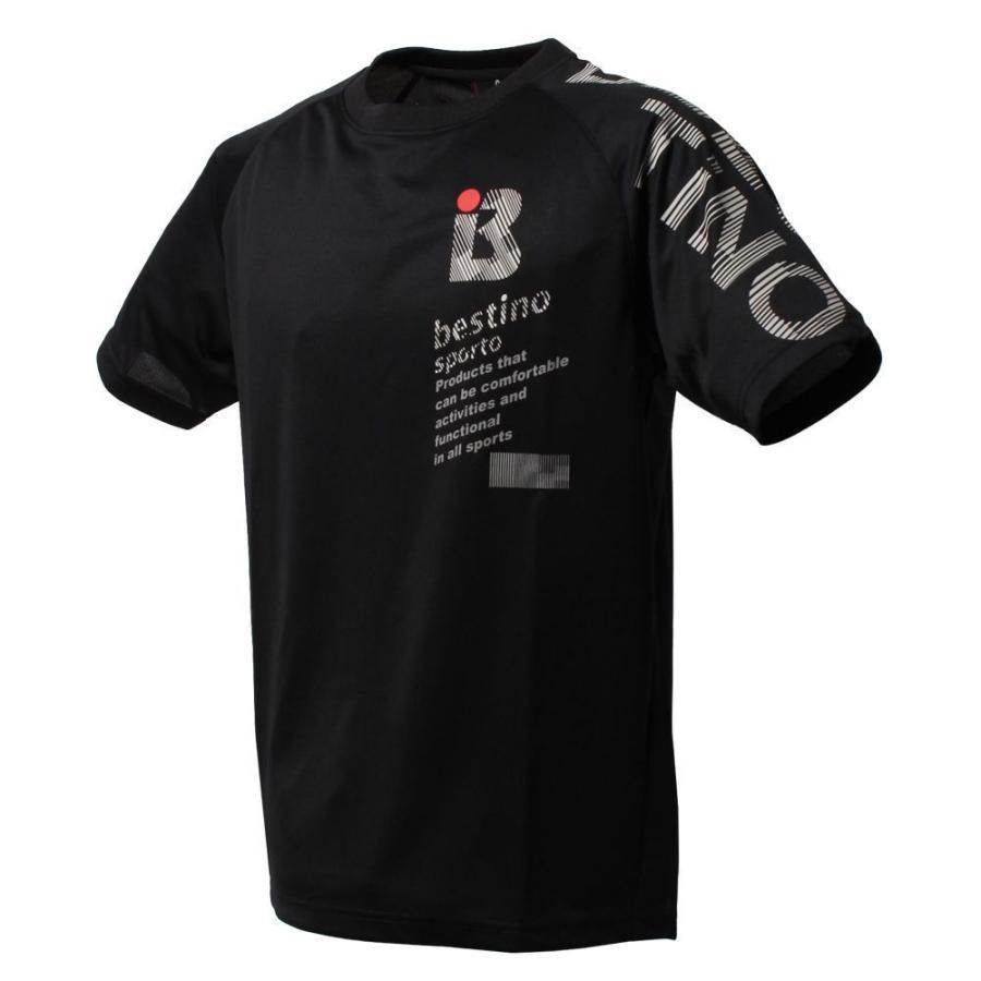 超特価 d-bestino ベスティノ フィットネス ランニング トレーニング メンズ 半袖 ドライ Tシャツ DB7091 sblendstore 08