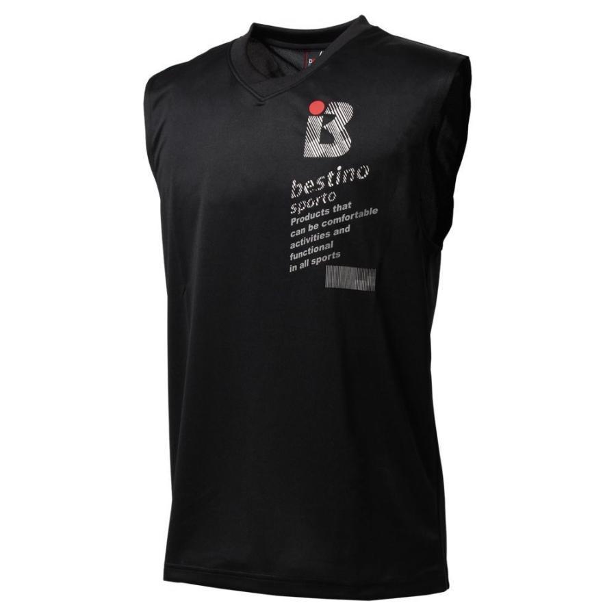 超特価 d-bestino ベスティノ フィットネス ランニング トレーニング メンズ ドライ ノースリーブ シャツ DB7092 sblendstore 11