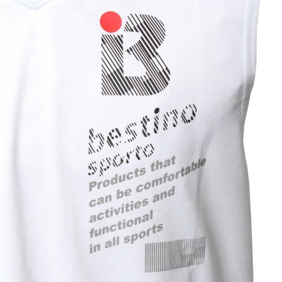 超特価 d-bestino ベスティノ フィットネス ランニング トレーニング メンズ ドライ ノースリーブ シャツ DB7092 sblendstore 05