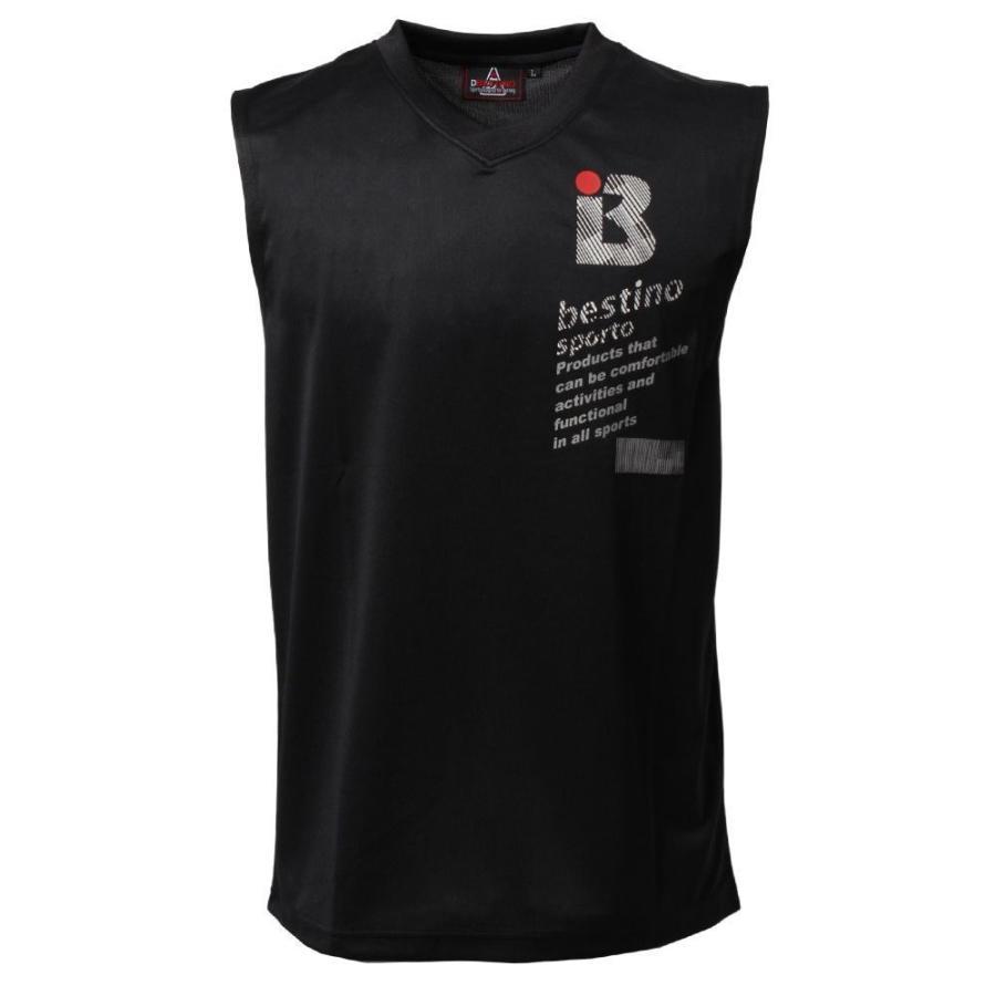 超特価 d-bestino ベスティノ フィットネス ランニング トレーニング メンズ ドライ ノースリーブ シャツ DB7092 sblendstore 10
