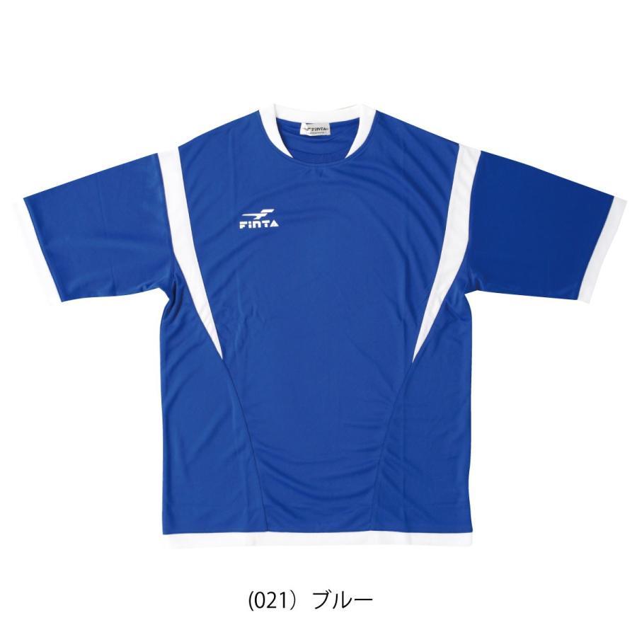 フィンタ FINTA サッカー・フットサル ゲームシャツ FT5024 sblendstore 03