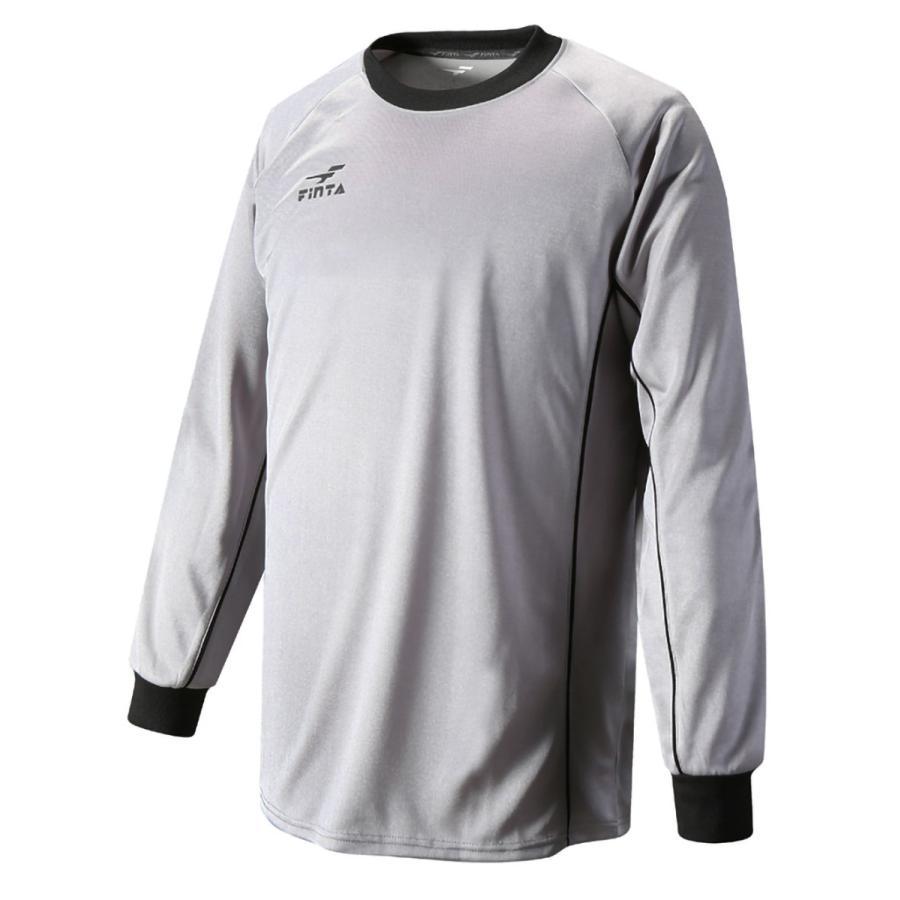 お買い得 在庫限り フィンタ FINTA サッカー・フットサル キーパーシャツ FT5137|sblendstore|02
