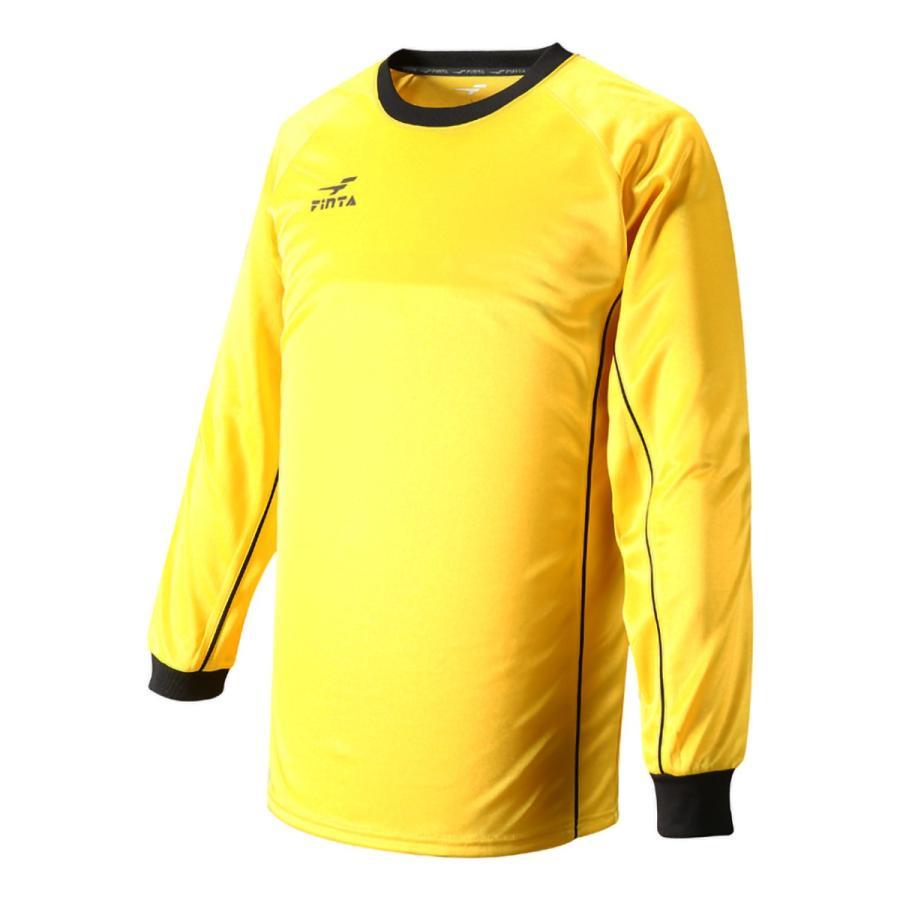 お買い得 在庫限り フィンタ FINTA サッカー・フットサル キーパーシャツ FT5137|sblendstore|06