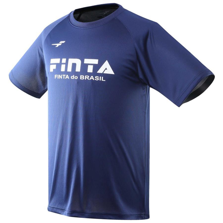 フィンタ FINTA サッカー フットサル ベーシック ロゴ Tシャツ FT5156 sblendstore 08