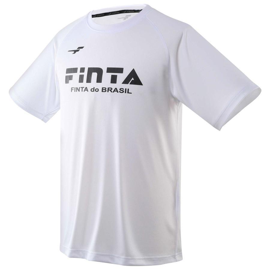 フィンタ FINTA サッカー フットサル ベーシック ロゴ Tシャツ FT5156 sblendstore 02
