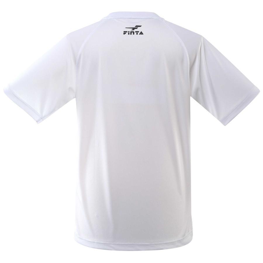 フィンタ FINTA サッカー フットサル ベーシック ロゴ Tシャツ FT5156 sblendstore 03