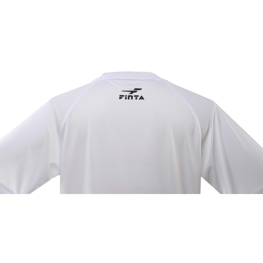 フィンタ FINTA サッカー フットサル ベーシック ロゴ Tシャツ FT5156 sblendstore 04