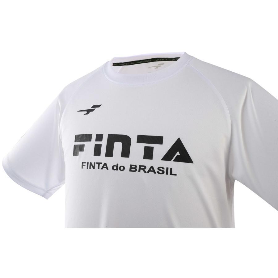 フィンタ FINTA サッカー フットサル ベーシック ロゴ Tシャツ FT5156 sblendstore 05