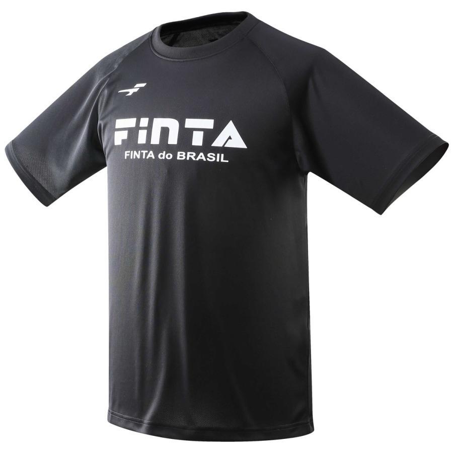 フィンタ FINTA サッカー フットサル ベーシック ロゴ Tシャツ FT5156 sblendstore 06
