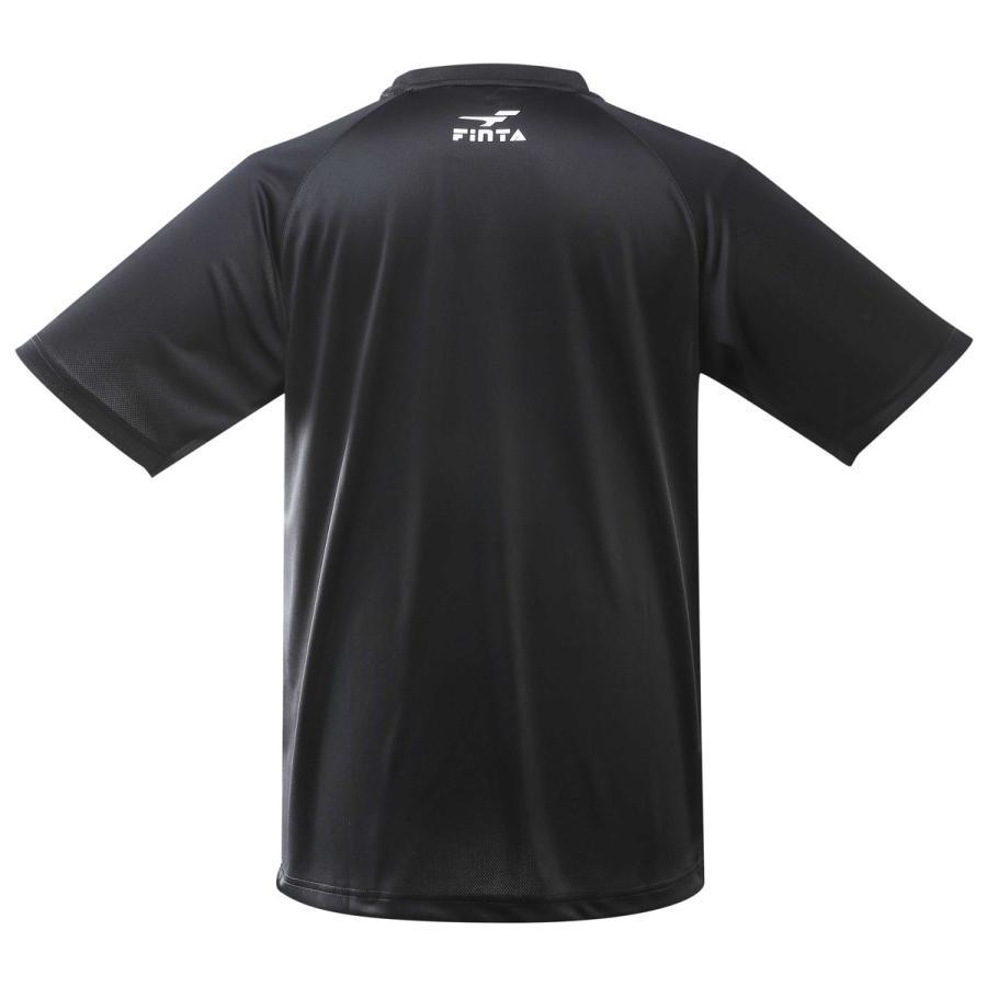 フィンタ FINTA サッカー フットサル ベーシック ロゴ Tシャツ FT5156 sblendstore 07