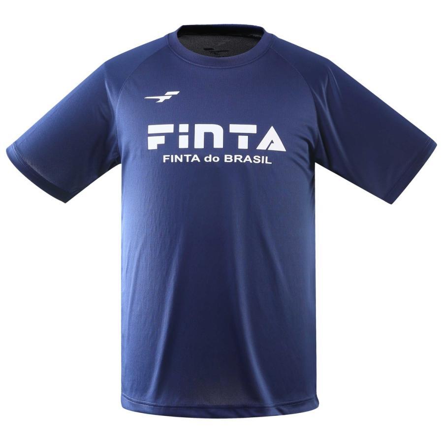 フィンタ FINTA サッカー フットサル ベーシック ロゴ Tシャツ FT5156 sblendstore 12