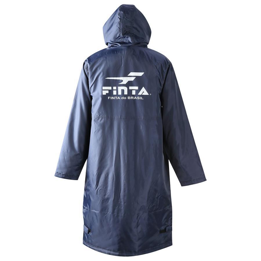 送料無料 フィンタ FINTA サッカー フットサル ボア ベンチコート  FT5815|sblendstore|05