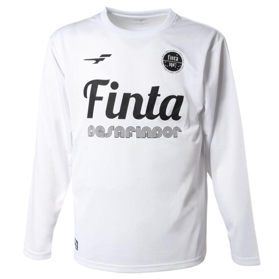 送料無料 FINTA フィンタ サッカー フットサル CAMPO L/S 長袖 プラクティスシャツ FT8620|sblendstore|02