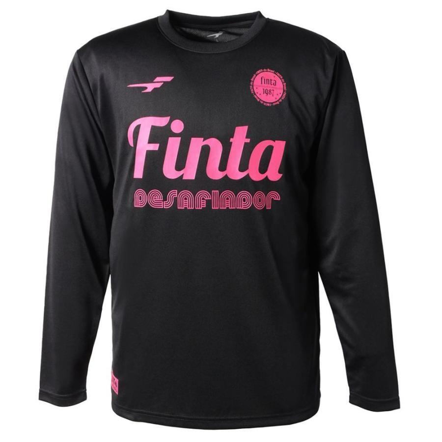 送料無料 FINTA フィンタ サッカー フットサル CAMPO L/S 長袖 プラクティスシャツ FT8620|sblendstore|11