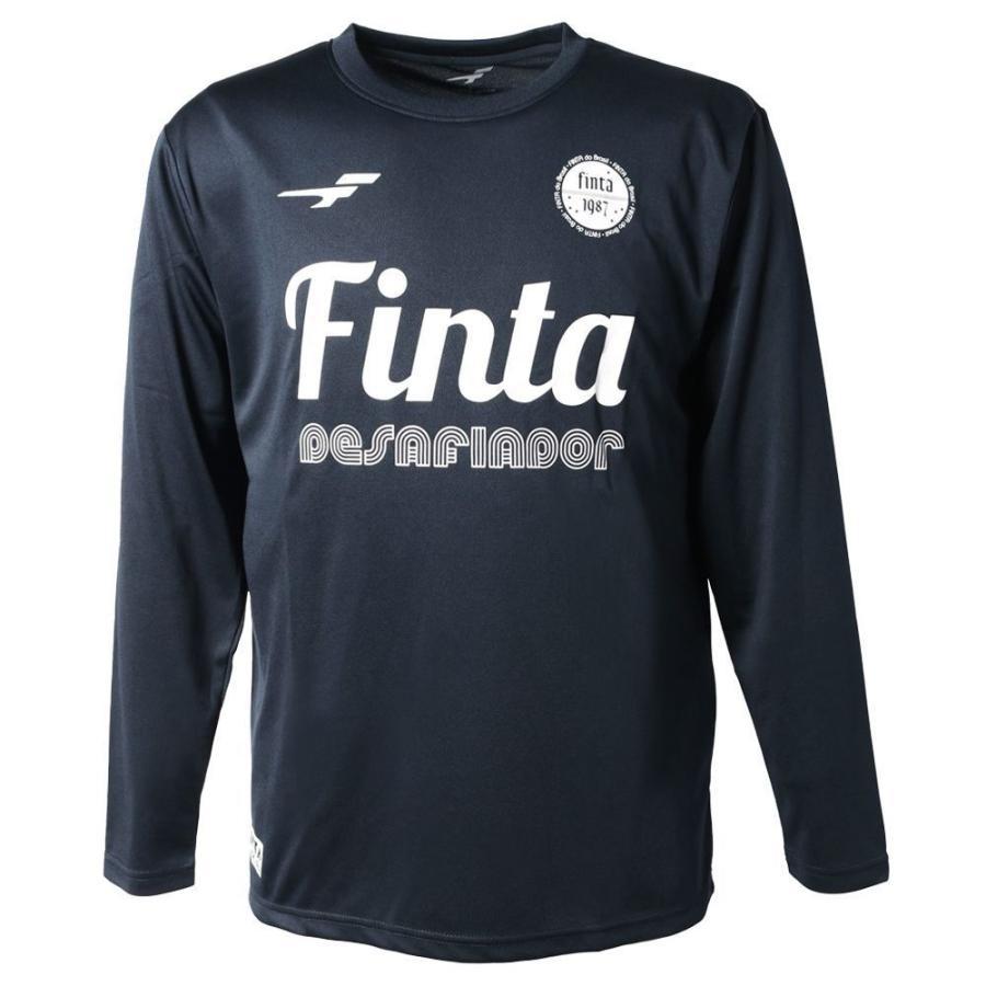 送料無料 FINTA フィンタ サッカー フットサル CAMPO L/S 長袖 プラクティスシャツ FT8620|sblendstore|14