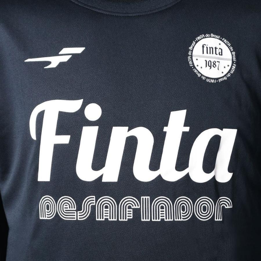送料無料 FINTA フィンタ サッカー フットサル CAMPO L/S 長袖 プラクティスシャツ FT8620|sblendstore|15