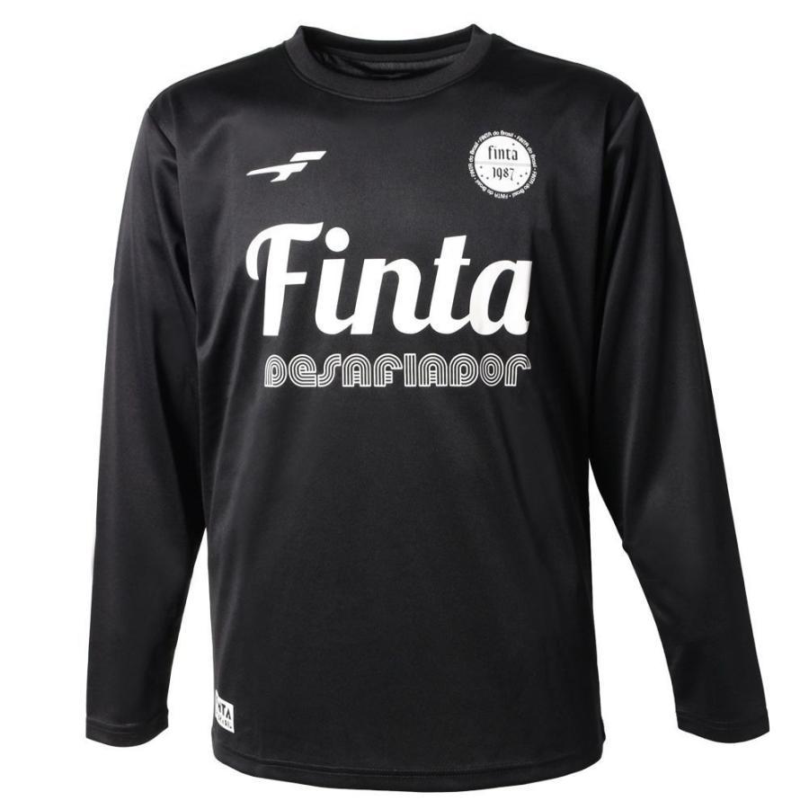 送料無料 FINTA フィンタ サッカー フットサル CAMPO L/S 長袖 プラクティスシャツ FT8620|sblendstore|05