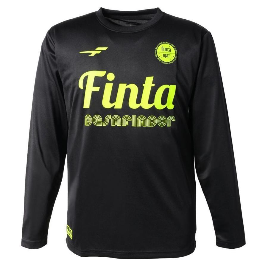 送料無料 FINTA フィンタ サッカー フットサル CAMPO L/S 長袖 プラクティスシャツ FT8620|sblendstore|08