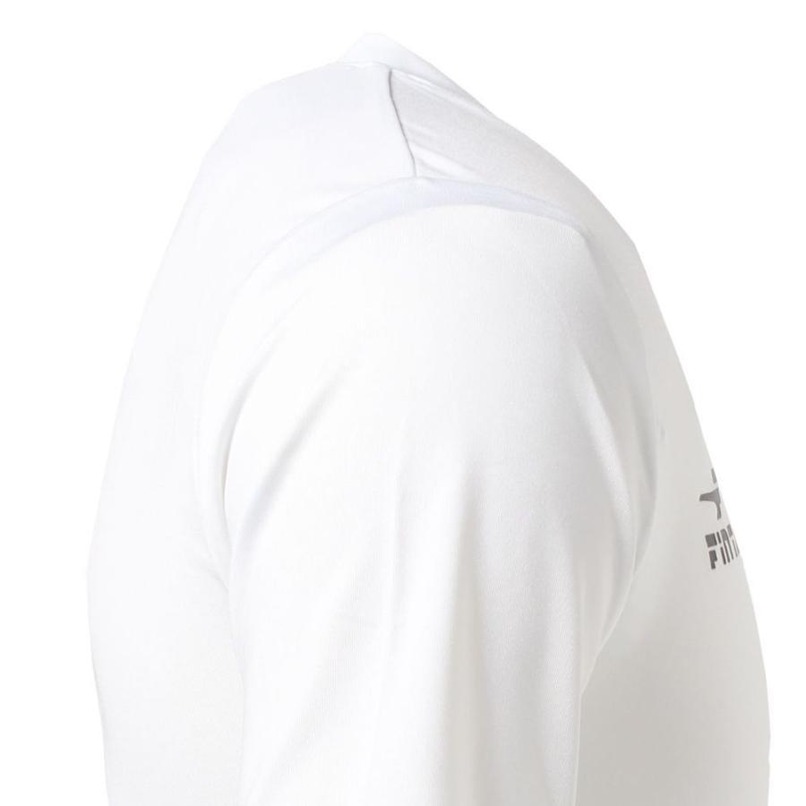 フィンタ FINTA コンプレッション Vネック ジュニア 半袖 インナーシャツ FTW7111 sblendstore 04