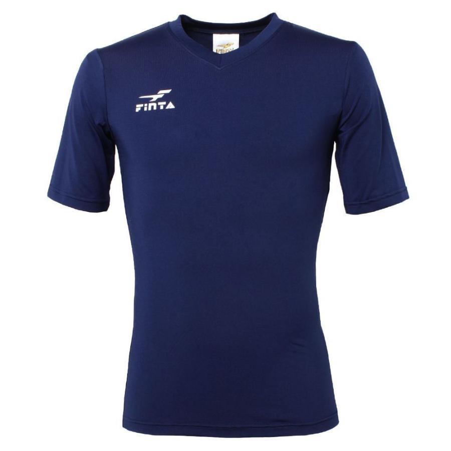 フィンタ FINTA コンプレッション Vネック ジュニア 半袖 インナーシャツ FTW7111 sblendstore 08