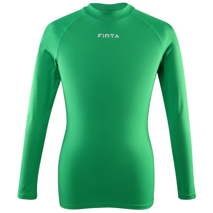 送料無料 フィンタ FINTA サッカー フットサル ジュニア ハイネックインナーシャツ FTW7028 全14色 sblendstore 11