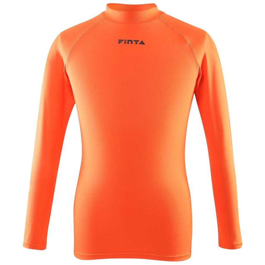 送料無料 フィンタ FINTA サッカー フットサル ジュニア ハイネックインナーシャツ FTW7028 全14色 sblendstore 13