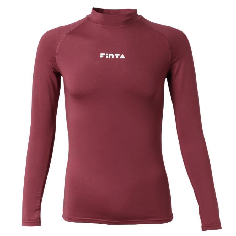 送料無料 フィンタ FINTA サッカー フットサル ジュニア ハイネックインナーシャツ FTW7028 全14色 sblendstore 17