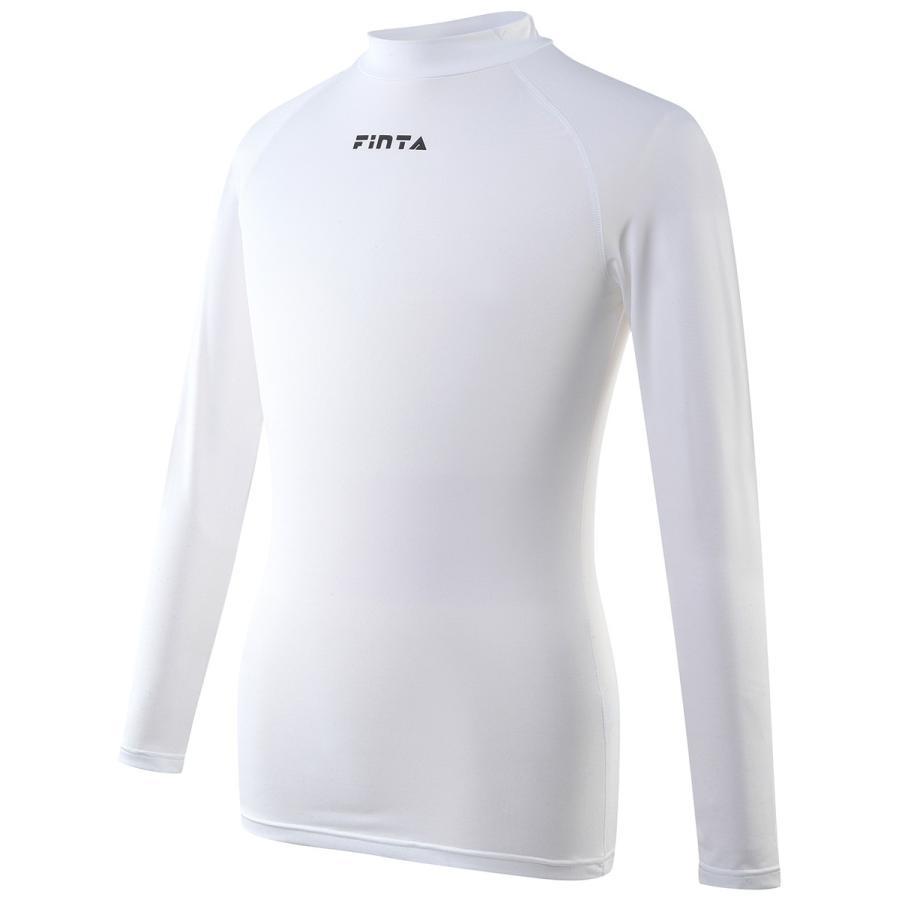 送料無料 フィンタ FINTA サッカー フットサル ジュニア ハイネックインナーシャツ FTW7028 全14色 sblendstore 03