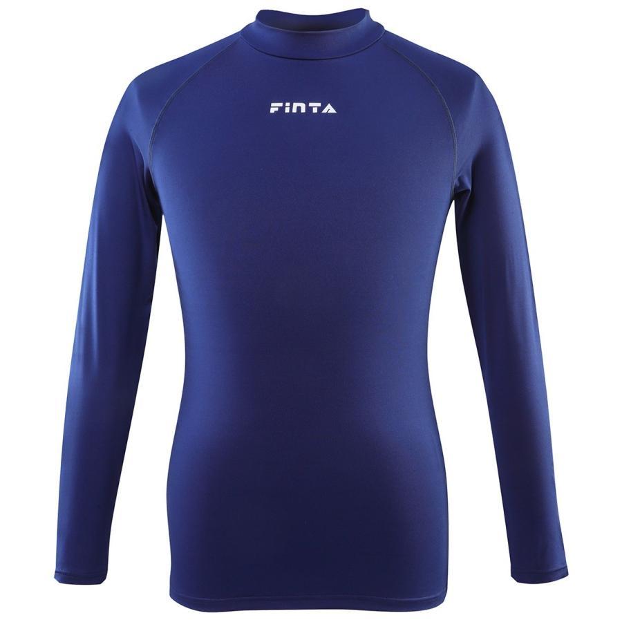 送料無料 フィンタ FINTA サッカー フットサル ジュニア ハイネックインナーシャツ FTW7028 全14色 sblendstore 08