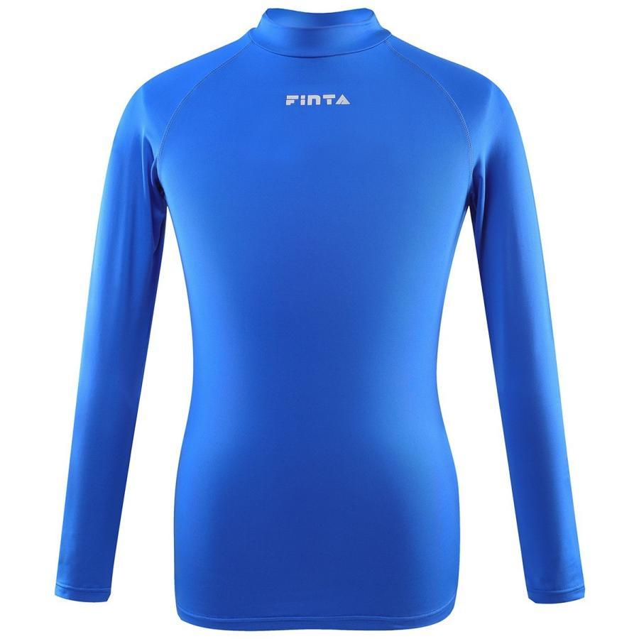 送料無料 フィンタ FINTA サッカー フットサル ジュニア ハイネックインナーシャツ FTW7028 全14色 sblendstore 09