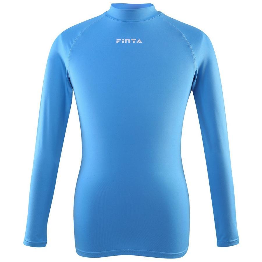 送料無料 フィンタ FINTA サッカー フットサル ジュニア ハイネックインナーシャツ FTW7028 全14色 sblendstore 10