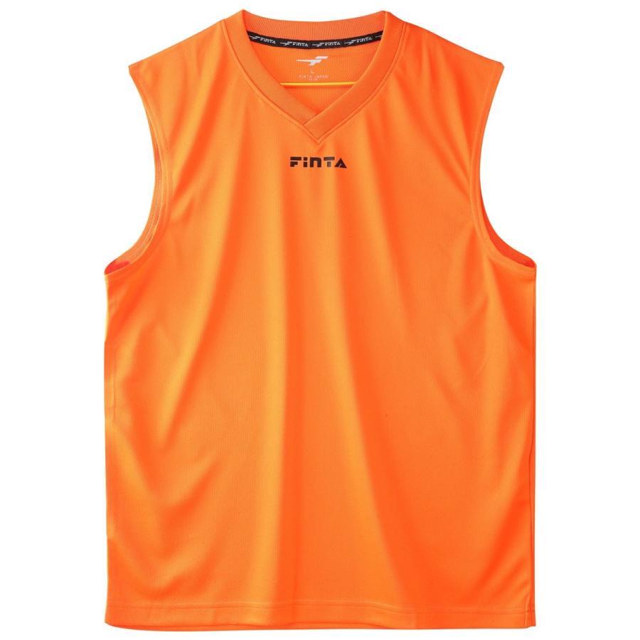 フィンタ FINTA サッカー フットサル ジュニア ノースリーブ メッシュ インナーシャツ FTW7034 sblendstore 21