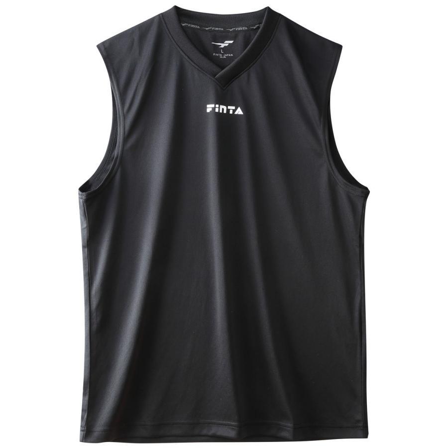 フィンタ FINTA サッカー フットサル ジュニア ノースリーブ メッシュ インナーシャツ FTW7034 sblendstore 15