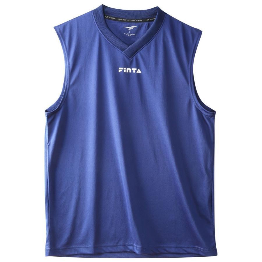 フィンタ FINTA サッカー フットサル ジュニア ノースリーブ メッシュ インナーシャツ FTW7034 sblendstore 16