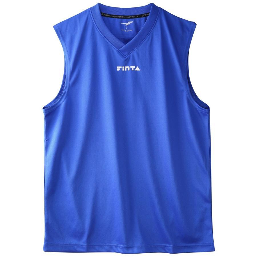 送料無料 フィンタ FINTA サッカー フットサル ノースリーブ メッシュ インナーシャツ FTW7033 sblendstore 08